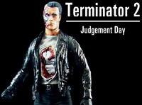Sci-fi Movie Terminator T-800 Arnold Schwarzenegger Figure Vinyl Model Kit