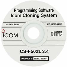 Icom Cs F50216021 Programming Software Cd
