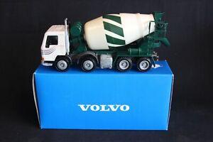 Conrad Volvo FL10H Intercooler Cement Mixer 1:50 #280932 (J&KvW)