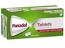 Panadol Paracetamol Pain Relief Tablets 500mg 100