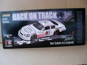 Dale Earnhart Back on Track 2006 Monte Carlo SS ** 1/18 Scale Stock Car