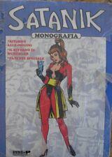 SATANIK MONOGRAFIA N.2 SPIN OFF 6 2004 MBP BLISTERATO