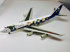 "JC Wings 1/200 ANA Boeing 747SR-81 ""Snoopy Winter Sports Holiday"" JA8139 XX2865"