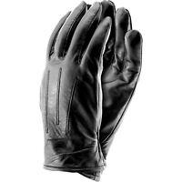 ce14a9091cf992 Lederhandschuhe Winterhandschuhe Handschuhe Edel Schwarz Gr. 8 - 10 NEU TOP