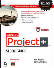 CompTIA Project+ Study Guide: Exam PK0-003 by William Heldman, Kim Heldman (Pap…