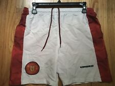 MANCHESTER UNITED MENS SHORTS SIZE 28