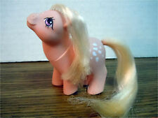 BABY COTTON CANDY My Little Pony G1 Vintage