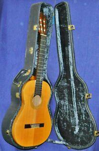 Beautiful 1980 K. Yairi Y505P Classical Acoustic Guitar, MIJ, VGCon. OHSC!