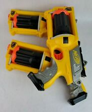Nerf N Strike Maverick Rev 6 Dart Gun Revolver Lot Of 3