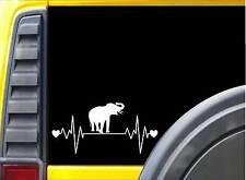 Elephant Lifeline Sticker k919 8 inch rescue decal