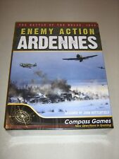 Enemy Action: Ardennes: The Battle of the Bulge, 1944 (New)