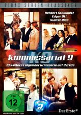 DVD Kommissariat 9 - Box 2