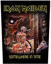 Iron Maiden - Somewhere In time Back-patch #96784