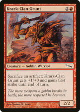 Magic MTG Tradingcard Mirrodin 2003 Krark-Clan Grunt 97/306