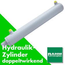 Hydraulikzylinder doppeltwirkend (ohne Befestigungen) Typ D.C