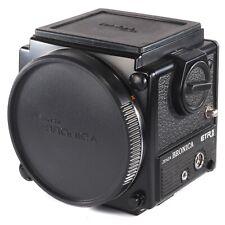 Zenza Bronica ETRSi 6x4.5 Body Only / Medium Format Film Camera + Screen + Caps