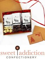 Sweet Addiction Premium Chocolate Christmas Gift Hamper Box - Reindeer Poo