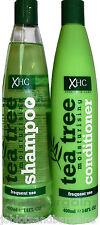 XHC Tea Tree Moisturising Shampoo + Conditioner Set 400ml Xpel Hair Care