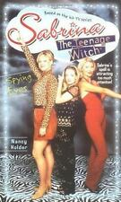 Sabrina the Teenage Witch #14: Spying Eyes by Nancy Holder TV Tie-In PB 1998