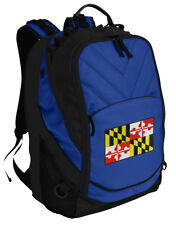Maryland Backpack Laptop Bags Computer Backpacks TOP QUALITY - PADDED!