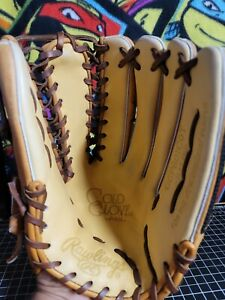 "Rawlings GGP601COT Glove Gold Glove Series 12 3/4""  TRAP-EZE Baseball"