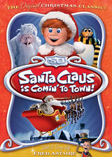 Santa Claus Is Comin' to Town! DVD Region 1