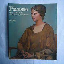 PICASSO - Opere dal 1895 al 1971 dalla Collezione Marina Picasso, Sansoni, 1981