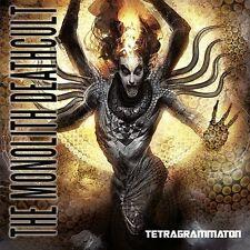 The Monolith Deathcult - Tetragrammaton CD 2013 death metal Season of Mist