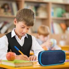 Multifunction School Pencil Case & Bags Large Capacity Canvas Pen Curtain.Pro