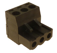 AudioControl 3 Pin Power Plug Epicenter EQX EQP Matrix 3XS 2XS 6XS EQS DQL-8 EQX