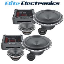 "Hertz MPK163.3 Mille Pro Series 6.5"" 3-Way 300W Component Speakers"