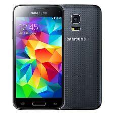 "Original SmartPhone Samsung Galaxy S5 MINI  SM-G800F Factory Unlocked 4.5"" Black"