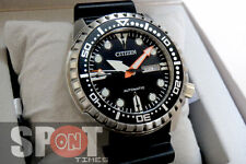 Citizen Automatic Diving Rubber Strap Men's Watch NH8380-15E