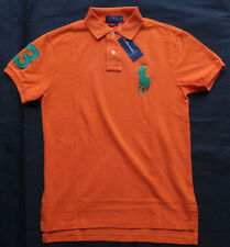"POLO RALPH LAUREN ""CUSTOM FIT""  Big Pony Polo Gr S"