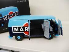 1:18 Schuco VW Volkswagen T1 Kasten Martini 450028500 NEW