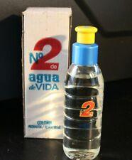Colonia Agua de vida Nº2 25ml DESCATALOGADO