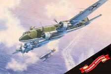"Roden 340 1/144 Focke-Wulf FW 200 C-6 ""Condor"" aircraft plastic model 1/144"