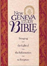 Holy Bible: New Geneva Study Bible, New King James Version