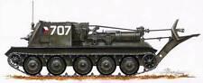 Dépanneuse Soviétique VT-34 - Kit résine PLANET MODELS 1/72  N° 041