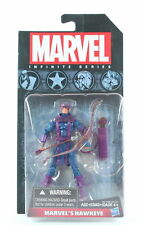"MARVEL INFINITE SERIES Marvel's HAWKEYE 3.75"" action figure universe toy - NEW!"