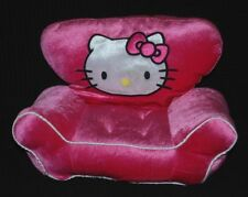 Build a Bear Hello Kitty Pink Soft Chair