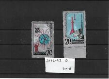 Sowjetunion Michelnr. 3042-43   gestempelt
