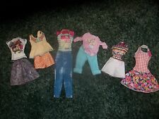 NICE LOT OF 6 BARBIE OUTFITS
