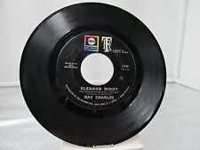 """45 RECORD 7""""- RAY CHARLES - ELEANOR RIGBY"""