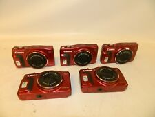 Lot of 5 New Canon SX700HS FAKE Store Display Prop Digital Cameras - NOT REAL!