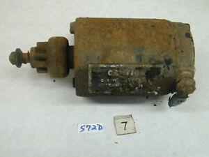 Kohler K30AQS 12HP OEM - Starter