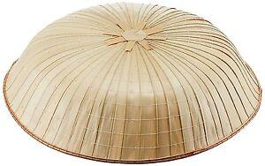 Japanese SANDOGASA Traditional Samurai Travel Hat Dia 460mm