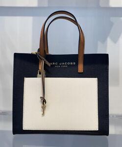 Marc Jacobs Mini Grind Convertible Tote Messenger Bag
