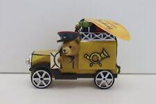 562-140h2005 Hubrig Baumbehang - Postauto mit Teddy, Neu 2018