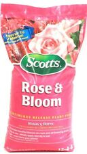 Scotts 20 Lb Rose & Bloom Up To 2 Month Continuous Release Safe Easy Plant Food